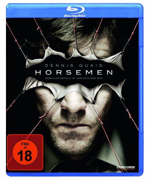Horsemen - Spezialschuber mit Kunstblut (Blu-ray) für 5,49€ @MediaDealer