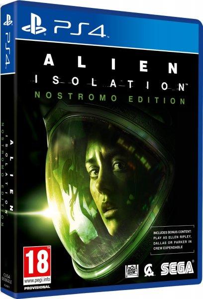 Alien: Isolation - Nostromo Edition (PS4) für 25,40€ @amazon.co.uk (inkl.Versand)