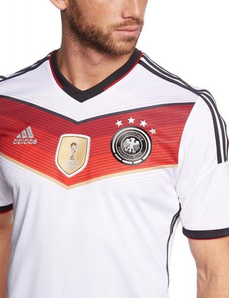 Adidas DFB Trikot 4 Sterne mit WM Badge (nur in XXXL) @amazon (fan&more)