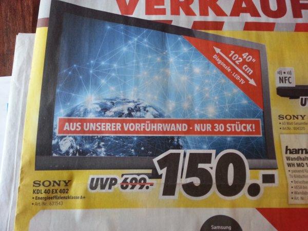 Sony KDL 40EX 402 /MediMax Wesel