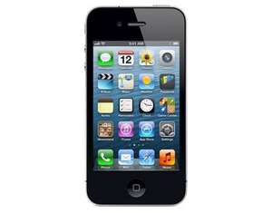 "Apple iPhone 4, Smartphone, 16GB, Schwarz, 3.5"" Retina Display, ohne Simlock @meinpaket 169,90€"