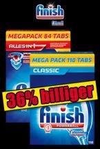 [NORMA bundesweit?] finish Powerball MEGAPACK, 84 / 110 Geschirrspültabs für 8,88 Euro - ab dem 24. 04.2015