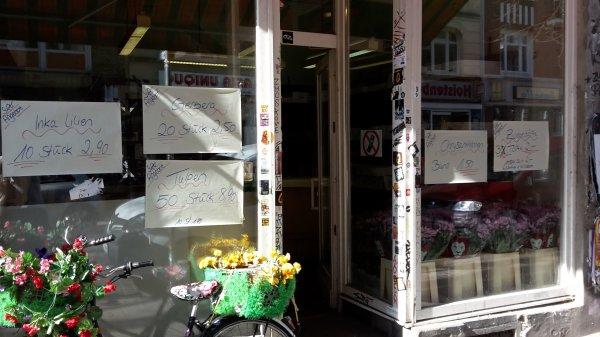 [Local][Hamburg - Schanze] Super günstige Blumen, TOP Qualität