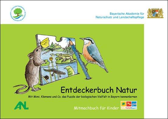 Entdeckerbuch Natur für Kinder + Begleitheft für Erwachsene kostenlos bestellen