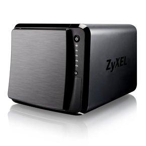 [Notebooksbilliger.de] ZyXEL NAS 540 NAS-Server (4-Bay, 2x GB Ethernet, 3x USB 3.0, Quiet FAN) für 144,57€ = 31% Ersparnis