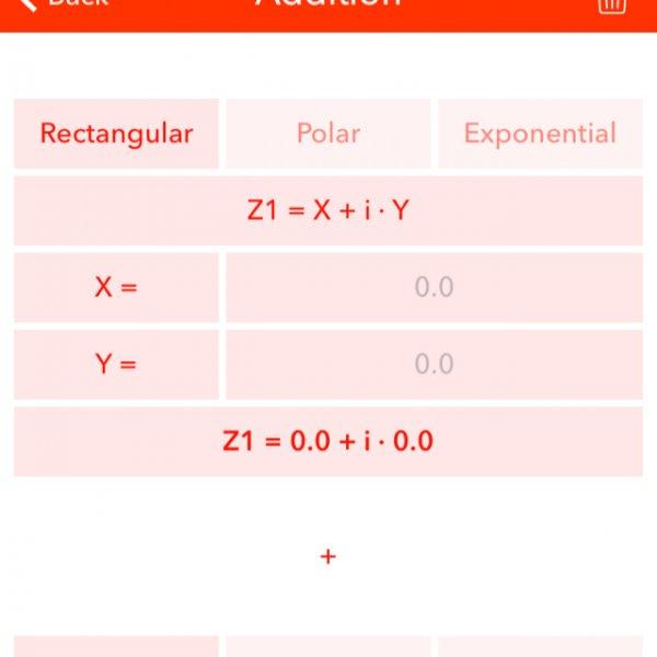 [iOS] Complex Numbers (zur Einführung umsonst)