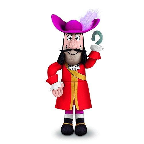 Auf geht's Piraten, yo ho  – Sprechender Käpt'n Hook (von Jake & die Nimmerland-Piraten) für 10€ im Müller Neu-Isenburg (lokal)