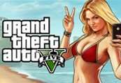 Grand Theft Auto V Rockstar Digital Download CD Key GTA V Digital Download
