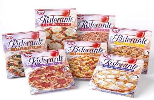 [Sky Supermarkt] Dr. Oetker Pizza Ristorante, verschiedene Sorten für 1,85 Euro - 16.04.15 - 18.04.2015