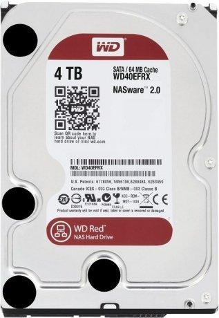 [Rakuten] Western Digital 4TB Red WD40EFRX 4TB für 184,8€ inkl. Versand & 44,75€ in Punkten