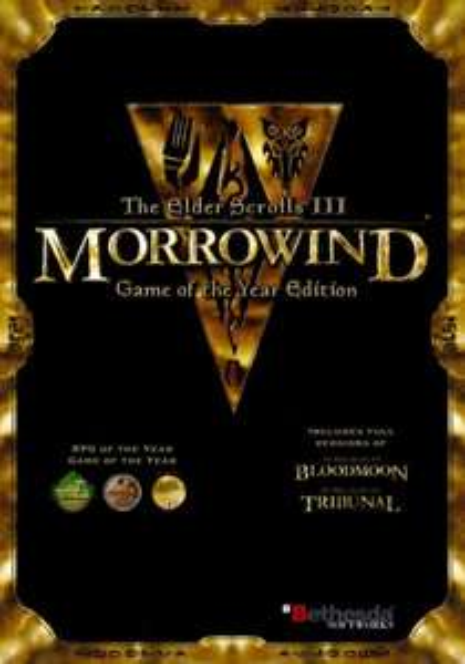 [steam] The Elder Scrolls: Morrowind GOTY @ gamesplanet
