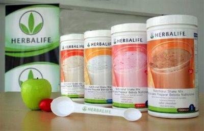 Gratis-Testpaket von Herbalife