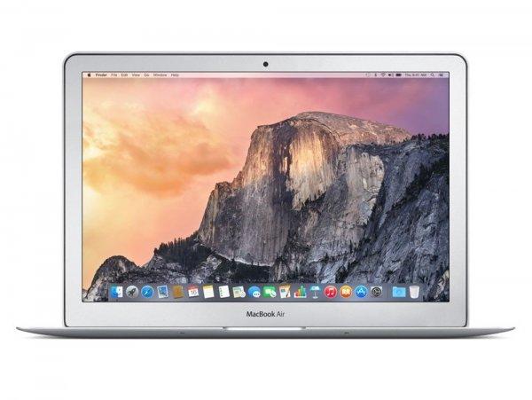 Apple MacBook Air - Core i5-4260U, 4GB RAM, 256GB SSD, 13,3 Zoll mit 1440x900, 1,35kg - 949€ - ebay/gravis