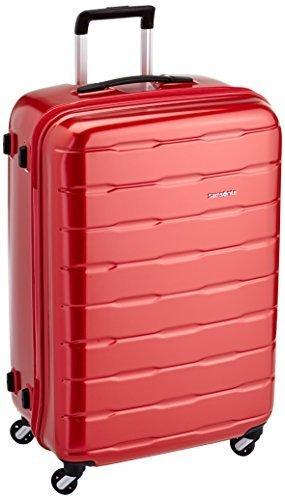 [Amazon.de] Samsonite Koffer Spin Trunk Spinner 75/28 75 cm 98.5 Liter Rot