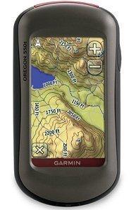 Garmin Oregon 550T GPS für 384,90 € inkl. Versand + 5 % Qipu (18,95€) bei Sportscheck