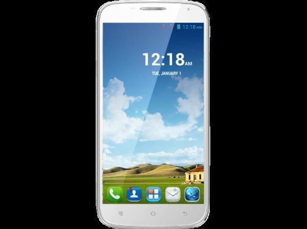 [MediaMarkt] Haier W867 Dual-SIM (5,5'' qHD IPS, 1,3 GHz Quadcore, 1GB RAM) für 99€