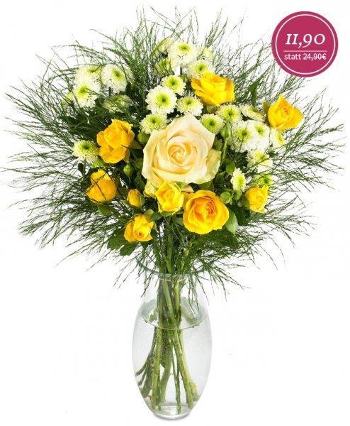 Miflora Blumen bestellen und nächste Lieferung mit 15€ Rabatt erhalten