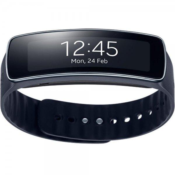 Samsung Gear Fit Smartwatch - Schwarz inkl. Vsk für 89,48 € € > [pixmania.de]