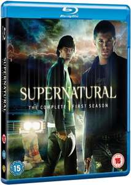 Blu-ray Box - Supernatural Staffel 1 (4 Discs) ab €13,91 [@Wowhd.de]