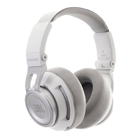 JBL Synchros S500 Over-Ear Kopfhörer weiß für 99€ @Telekom