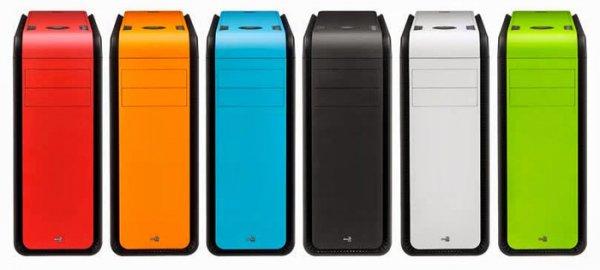 AeroCool DS 200 - ATX-PC-Gehäuse mit Schalldämmung & Lüftersteuerung, 7 Farbvarianten - je 69,90€ - Alternate/ebay