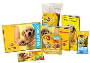 [AT+CH] Gratis Pedigree Welpenbox bestellen (verschiedene Boxen / Links)