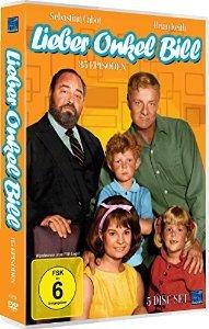 Blitzangebot - Lieber Onkel Bill,  Box 1 - 35 Episoden [5 DVDs], @Amazon prime