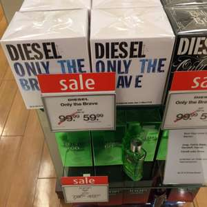 [lokal Wuppertal] Diesel Only the Brave 200ml