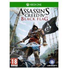 Assassin's Creed IV 4: Black Flag Xbox One - Digital Code für 4,66 Euro