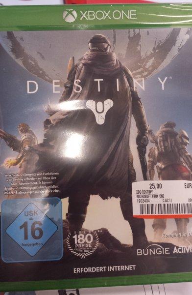 [Lokal MM Köln Marsdorf]  Destiny für XBOX One 25€