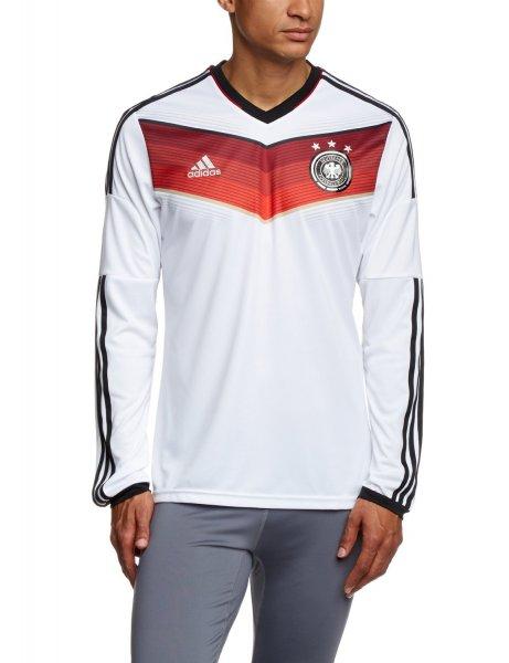 DFB Trikot WM 2014 3 Sterne Langarm @amazon.de