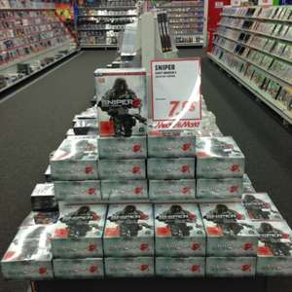 [Lokal MM Bayreuth] Sniper Ghost Warrior 2 Collector's Edition für PC