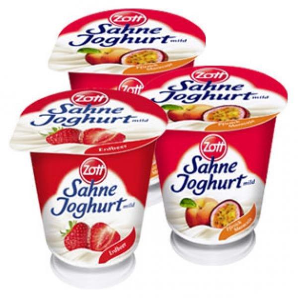 [Penny bundesweit] Zott Sahnejoghurt ab dem 16.04.2015 40% günstiger