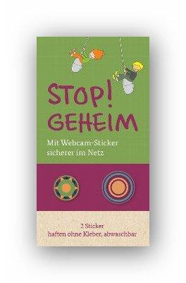 Wieder erhältlich.Webcam-Sticker vom Ministerium für Familie,Senioren,Frauen und Jugend.