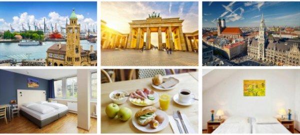 A&O Hotels: 2 Übernachtungen mit Frühstück für 2 Personen nur 79€ @ Travelbird