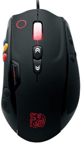 Thermaltake MO-VLS-WDLOBK-01 Volos Laser Gaming Maus