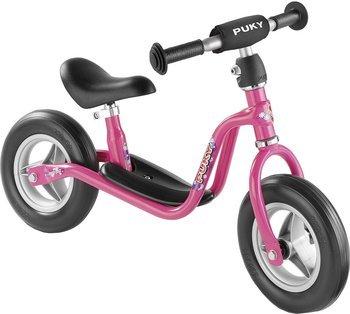 """PUKY Laufrad LR M Medium 10"""" Farbe Kiwi 4058 und Lovely Pink für unter 50 Euro"""