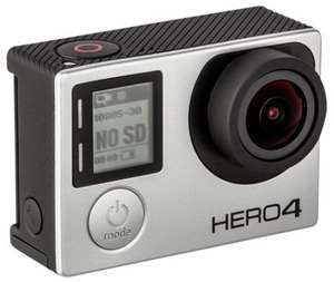 GoPro 4 Black + 114,75€ in Superpunkten (schnell sein, wieder da) @Rakuten
