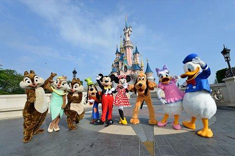Disneyland Paris mit Hotel 139€