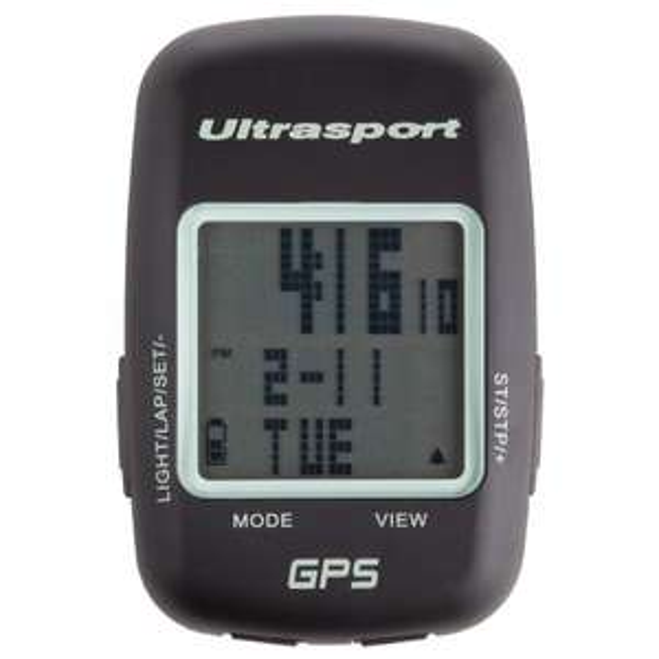 [Amazon] Ultrasport GPS-Fahrradcomputer mit Brustgurt NavBike 400 29,52€