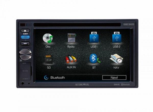 [Saturn] Audiovox VME 9425 TS - 2 DIN - ein Multimedia-Receiver für´s Auto, versandkostenfrei für nun 169 Euro