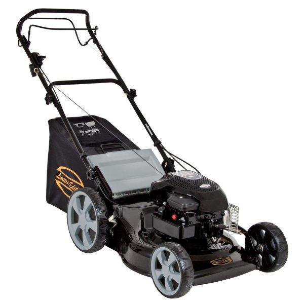 [Real offline für 183,20 - online für 213,15 EUR] Einhell LE-PM 2014 Benzin-Rasenmäher B&S - Highwheeler mit Radantrieb