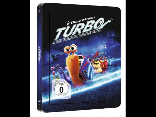 [MediaMarkt.de] Croods 3D Steelbook für 14 €, Turbo 3D Steelbook für 12 €