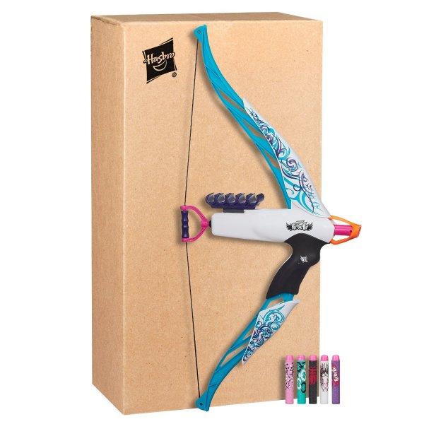 [PRIME] Hasbro A5355F04 - Nerf Rebelle Heartbreaker Bogen Vine 13,68€ inkl. Versand
