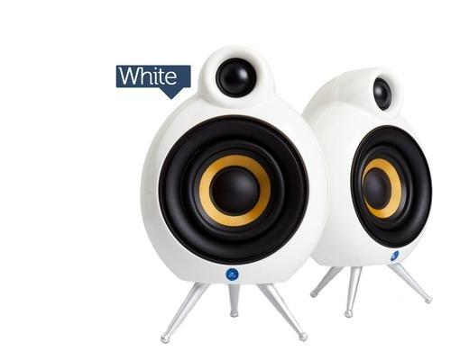 [Ibood] Podspeakers (Paar) Lautsprechersystem »MicroPod BT«, weiss oder schwarz für 205,90€ inc.Versand
