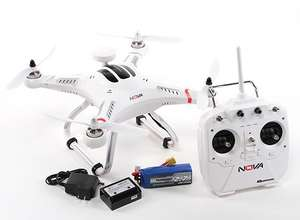 Quadcopter Quanum Nova RTF (EU Warehouse) Mode 1 für ca. 255€