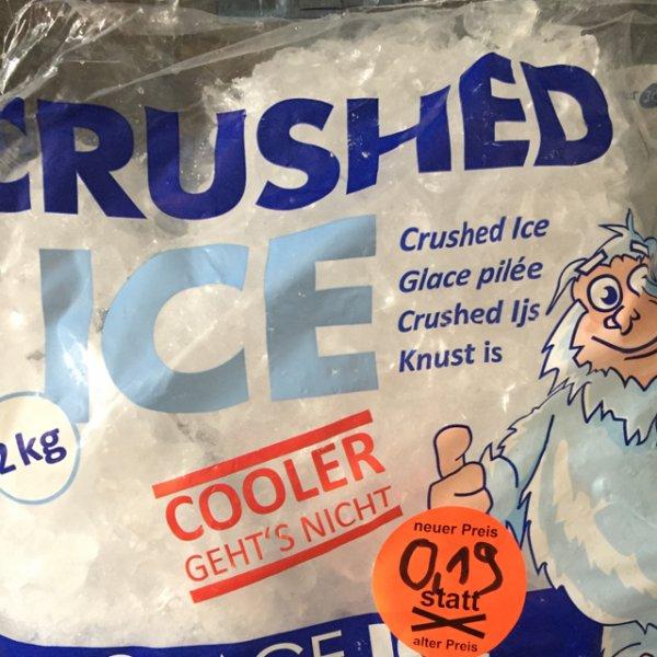 (lokal) Netto ohne Hund crush Eis
