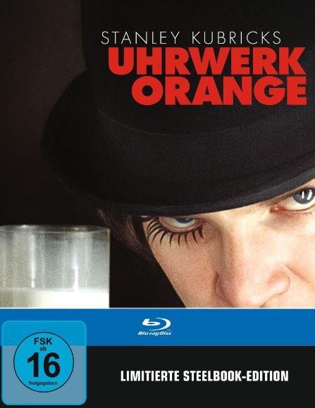 [Saturn Dortmund /nur Lokal?] Uhrwerk Orange Limited Steelbook Edition (Blu-Ray)