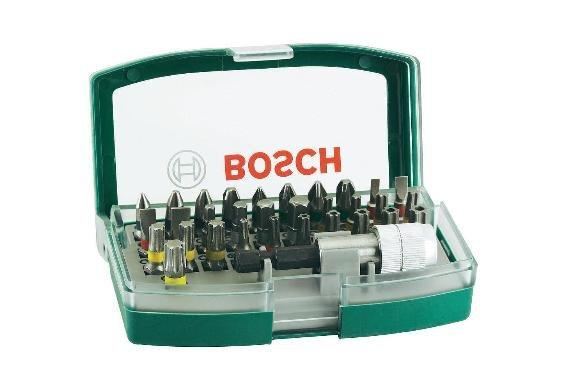 [Dealclub] BOSCH Promoline 32-tlg. Schrauberbit-Set für Bohrmaschine Akkuschrauber für 8,88€ Versandkostenfrei