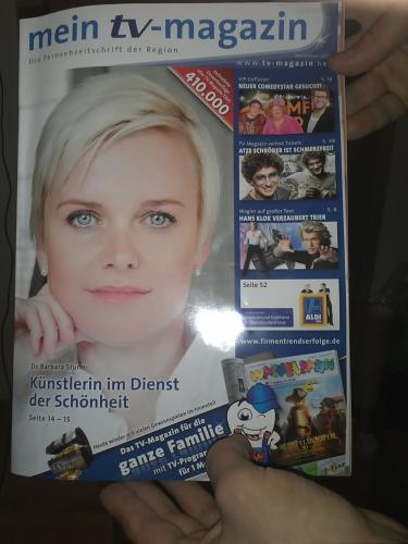 """Aldi Süd: 1 Monat Fernsehzeitung """"Mein tv-Magazin"""" bei Aldi umsonst"""